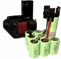 Baterii instrument de reumplere Ni-MH și Ni-CD