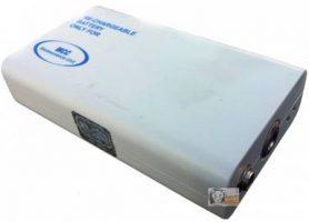 Reumplere baterie echipament medical