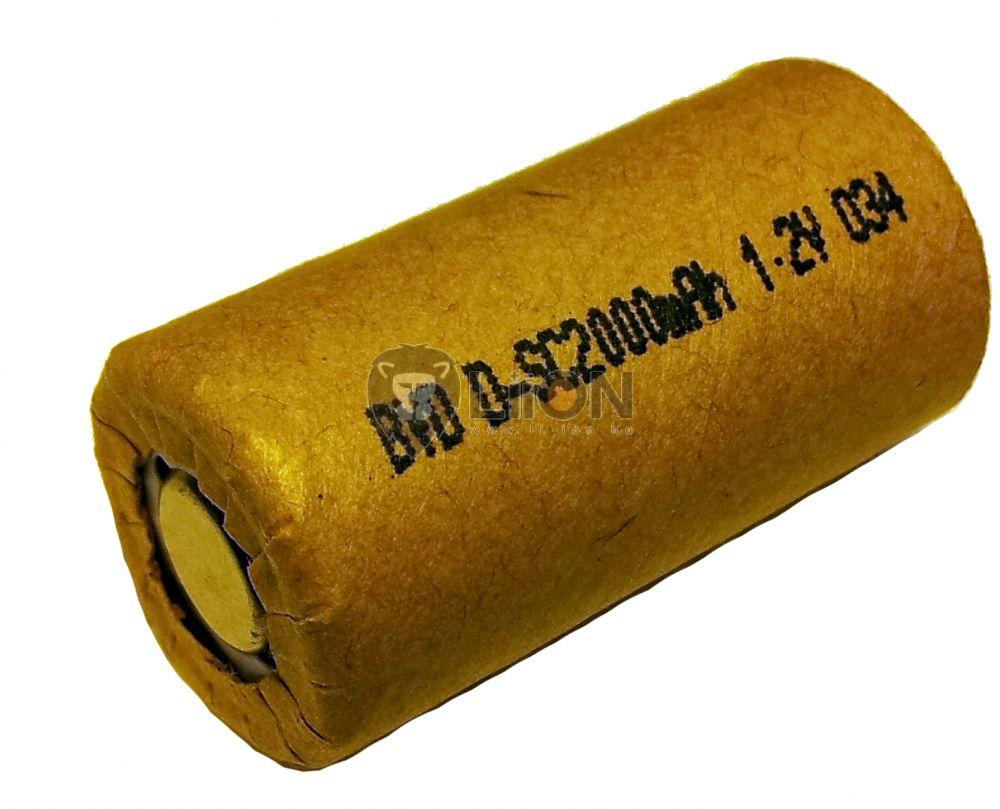 2000 celule baterie SC
