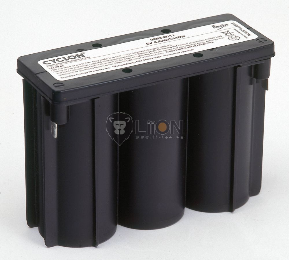 Cyclon X baterie de celule
