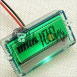Indicator de încărcare cu LED-uri pentru baterii