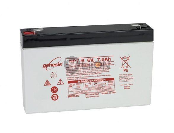 Baterii Genesis NP 6V 7Ah