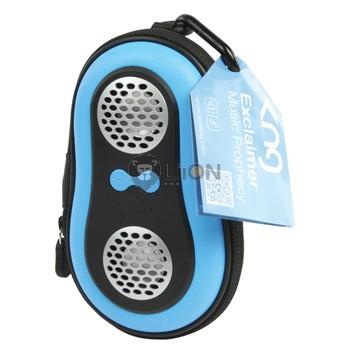 MP3, telefon hordozó táska, beépített hangszórókkal