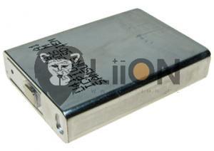 Li-Ion 103450 3,7 V baterie 1800mAh