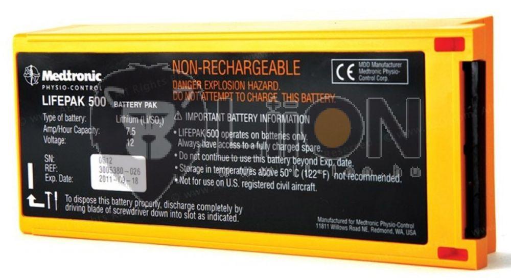 Medtronic Physio-Control LIFEPAK 20E defibrilator Monitor baterie Li-Ion de reînnoire