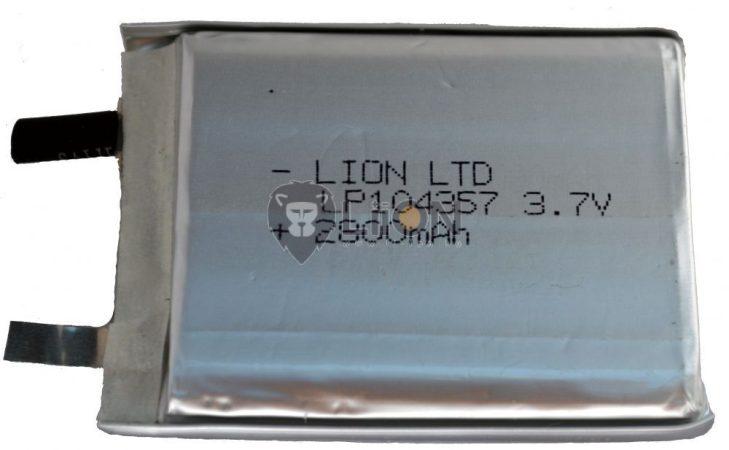 Baterie Li-polimer 874854 celule 3.7V 2800mAh