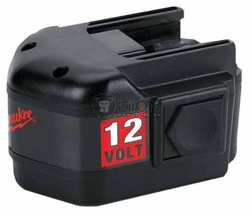 Milwaukee 12V 2Ah NiMh baterie