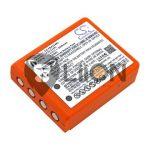 HBC FUB6 3,6V daru távirányító akkumulátor felújítás