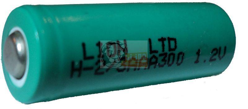Baterie Ni-MH 1,2 V 2/3AAA