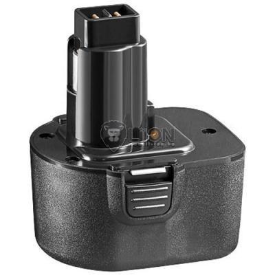 DeWalt 12V Ni-Cd 2Ah baterie instrument de putere