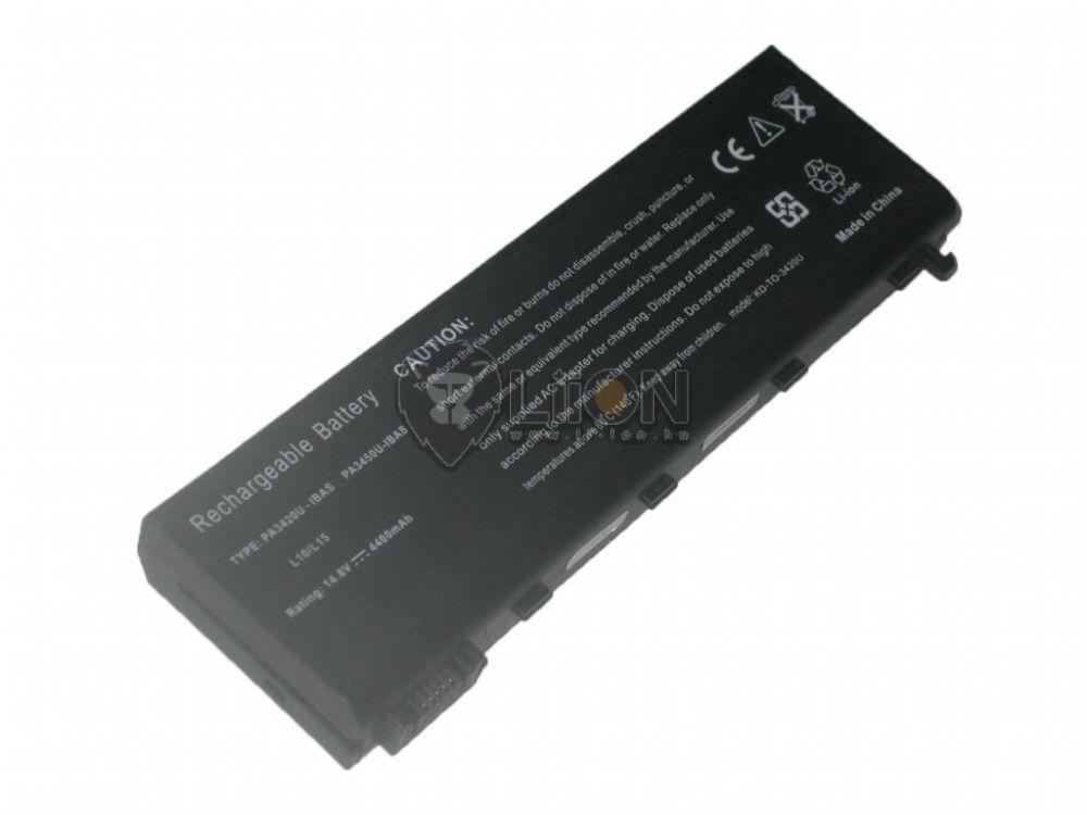 Toshiba Tecra L2 utángyártott laptop akku