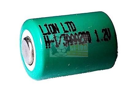 Baterie Ni-MH 1,2 V 1/3AAA