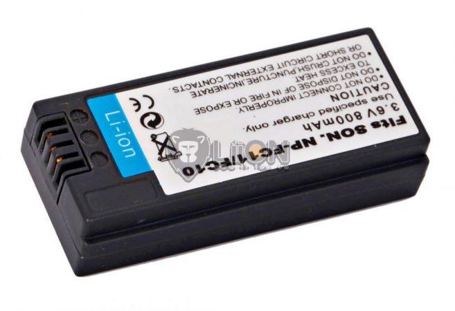 NP-FC10 akku Sony kamerához