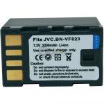 JVC BN-VF823 utángyártott kamera akku