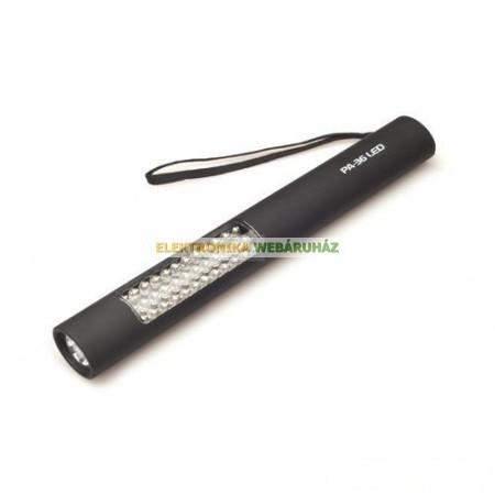 LUX 27+1 LED-es gumis lámpa