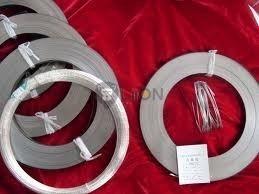 5mm-es ponthegeszthető és forrasztható nikkel szalag