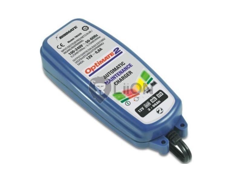 OptiMate2 încărcător automat de baterie și de întreținere