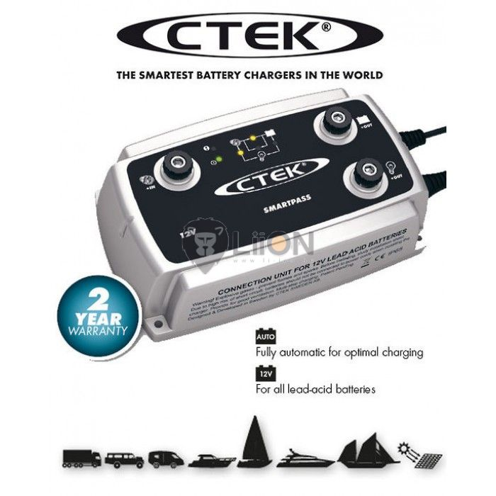 CTEK SMARTPASS 56-676