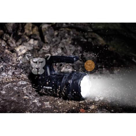 Varta Indestructible 3 Watt LED Lantern 4C elemlámpa - Varta 18750