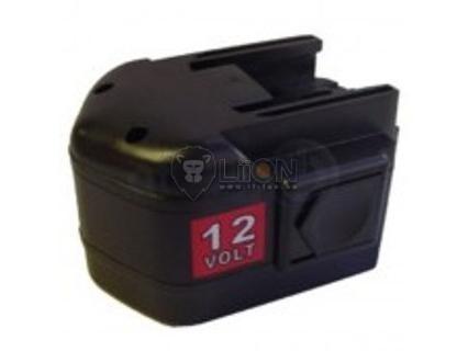 AEG 12V 2Ah NiMh baterie BBS12