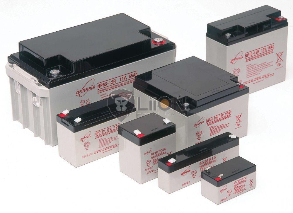 Genesis NP 12V 24Ah akkumulátor