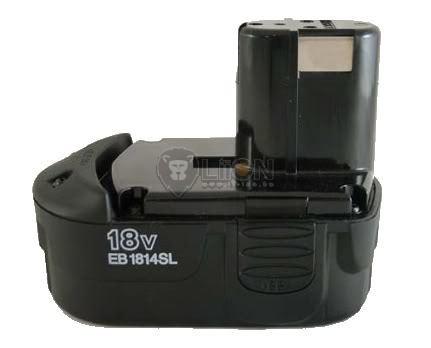 Hitachi EB1814 szeszámgép akku felújítás