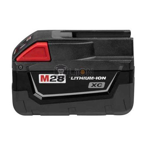 Milwaukee M28 li-ion szerszámgép akkumulátor felújítás