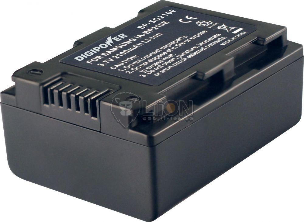 Samsung IA-BP210 utángyártott kamera akku
