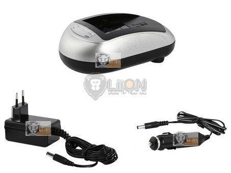 RICOH D-LI8 kamera akkutöltő