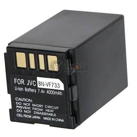 JVC BN-VF733 utángyártott kamera akku
