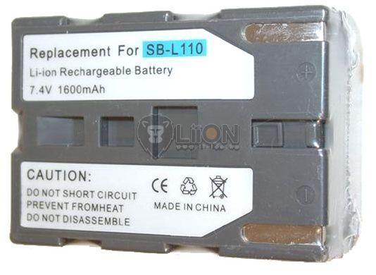 Samsung SB-L110 utángyártott kamera akku