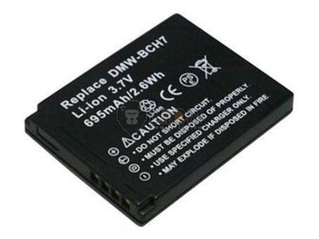 Panasonic DMW-BCH7E utángyártott kamera akku