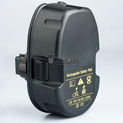 Scule electrice Black & Decker 18V Ni-Cd baterie 2Ah