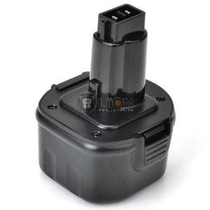 Black & Decker 9,6 V Ni-Mh 3,3 Ah acumulator instrument de putere