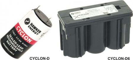 baterii Cyclon