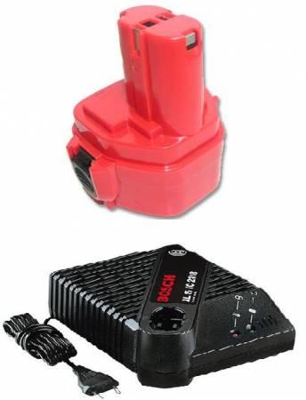Acumulator pentru unelte electrice, încărcătoare