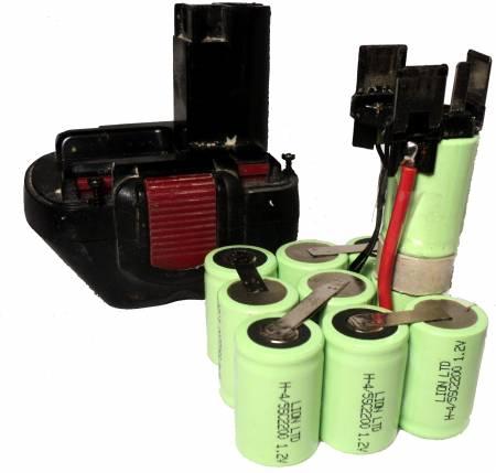 Baterie reconditionare, producția de baterii