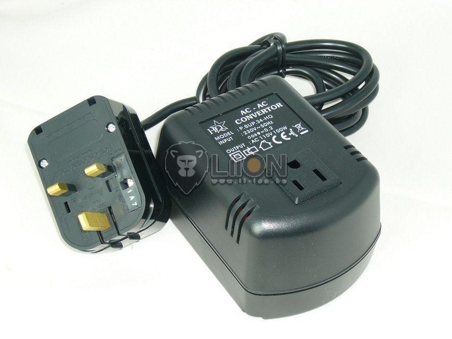 HQ100 átalakító 220V-ról 110V-ra