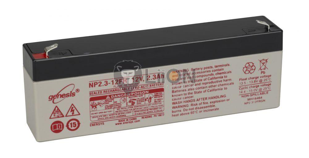 Genesis NP baterie de 12V 2,3Ah