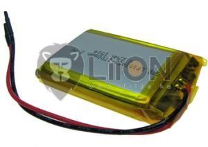 Li-polimer 103450 3,7 V baterie 1800mAh