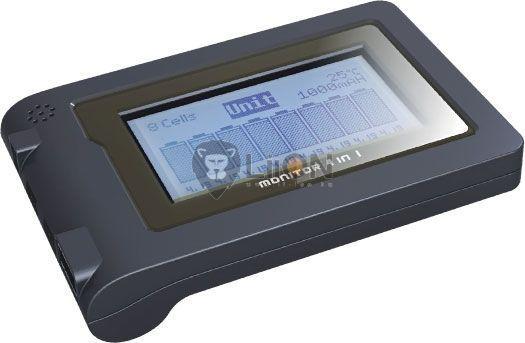 Monitor port USB încărcătoare acumulatorul
