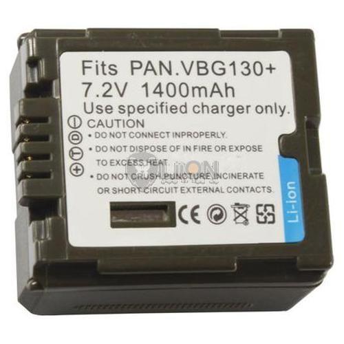 Panasonic VW-VBG130 utángyártott kamera akku